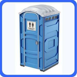 Portable toilets for rent in Northern Georgia.